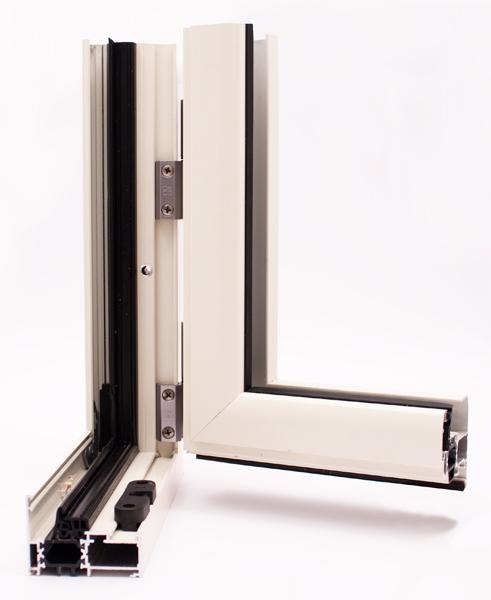 Materiali utilizzati per le nostre realizzazioni fratelli - Finestre alluminio taglio termico fanno condensa ...