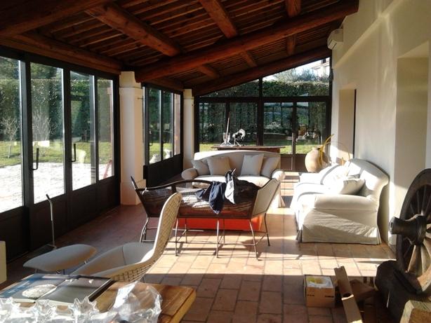 Interni Veranda Ferrara